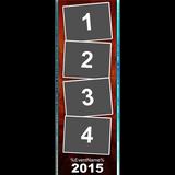 Big Top 2x6 Print Template - 4 Images