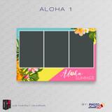 Aloha 1 4x6 Portrait Mirror - CI Creative