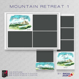 Mountain Retreat 1 Bundle - CI Creative