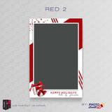 Red 2 Portrait Mirror - CI Creative