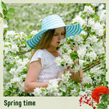 Spring1 Square PSD - Booth for  iPad
