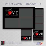 With Love Black 1 Bundle