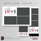 With Love White 1 Bundle