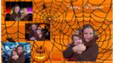 Halloween Green Screen - Screen Template