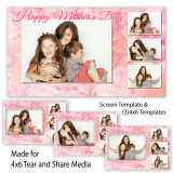Mother's Day Bundle- 4x6 Tear and Share