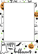 Halloween 5x7 Bundle