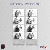 Garden Wedding 2x6 4Images- CI Creative