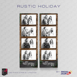 Rustic Holiday 2x6 4 Images - CI Creative