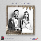 Rustic Love Square - CI Creative