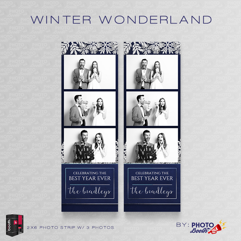 Winter Wonderland 2x6 3 Images - CI Creative
