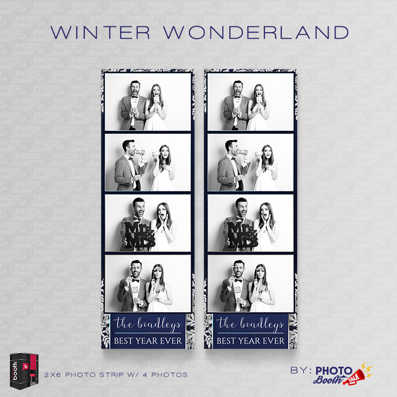 Winter Wonderland 2x6 4 Images - CI Creative