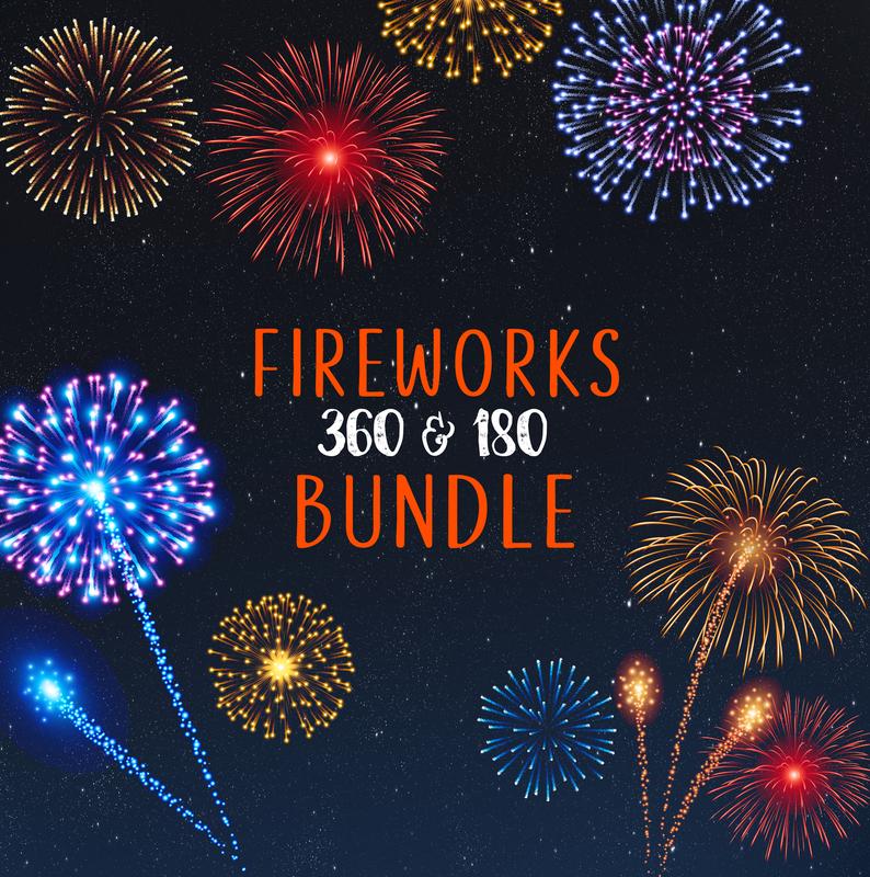 360/180 Fireworks Bundle