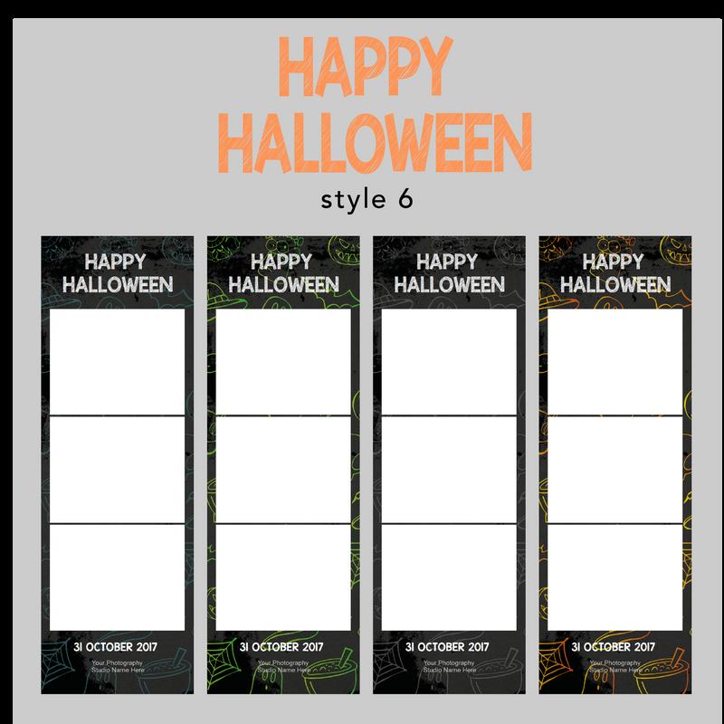 The Photopod Company - Halloween 2x6 Style 6