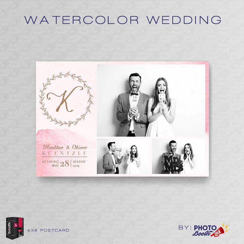 Watercolor Wedding  Bundle - CI Creative