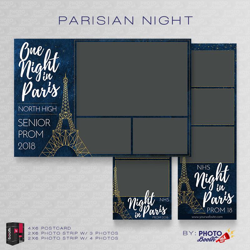 Parisian Night Bundle - CI Creative
