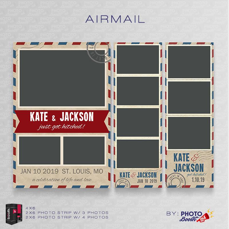 Airmail Bundle - CI Creative