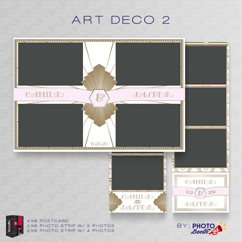 Art Deco 2 Bundle - CI Creative