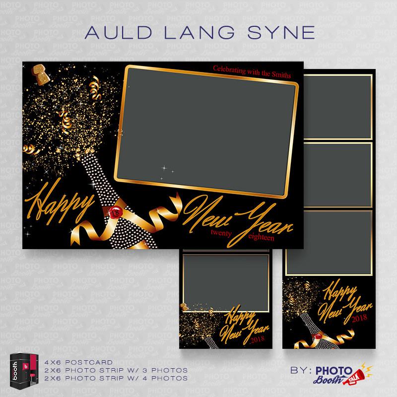 Auld Lang Syne Bundle - CI Creative