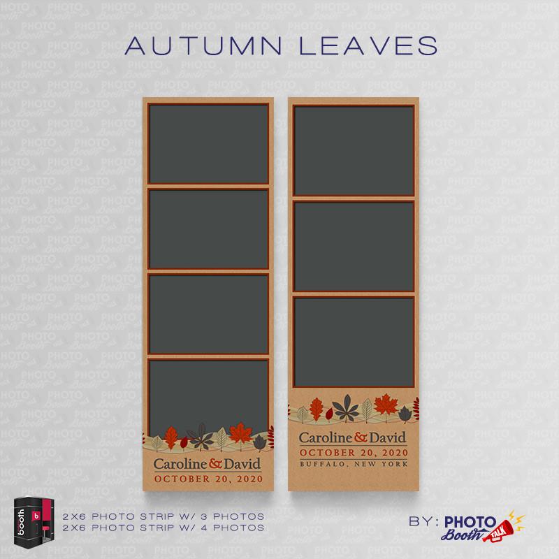 Autumn Leaves Bundle - CI Creative