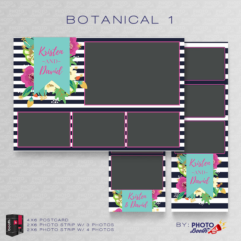 Botanical 1 Bundle - CI Creative