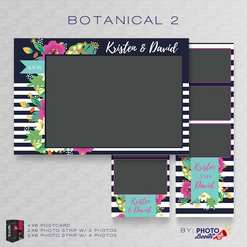 Botanical 2 Bundle - CI Creative
