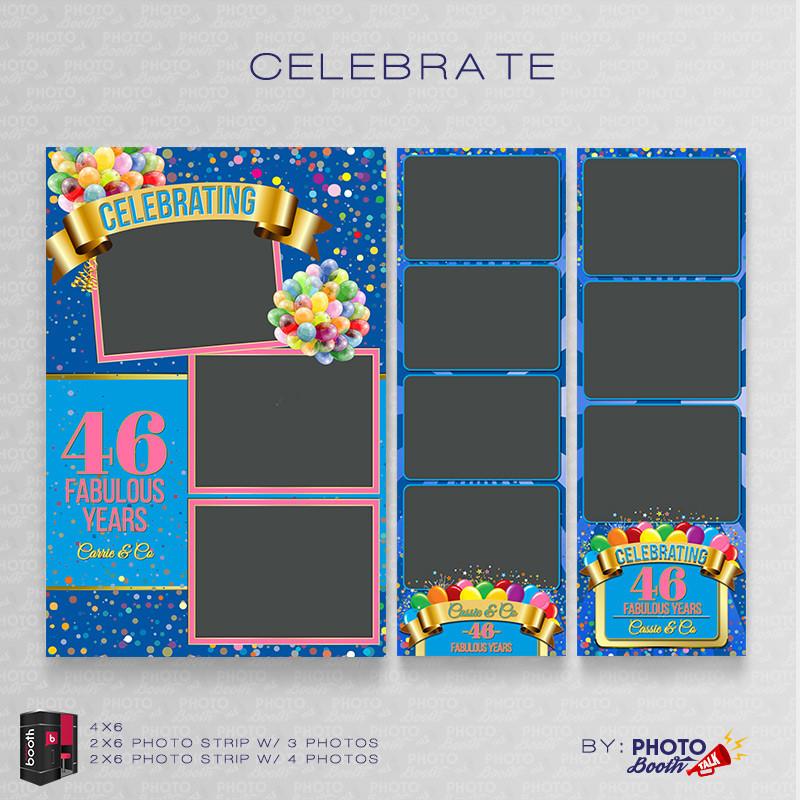 Celebrate Bundle - CI Creative