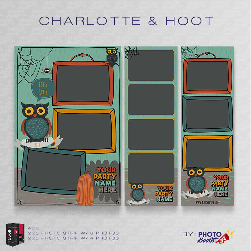 Charlotte and Hoot Bundle - CI Creative