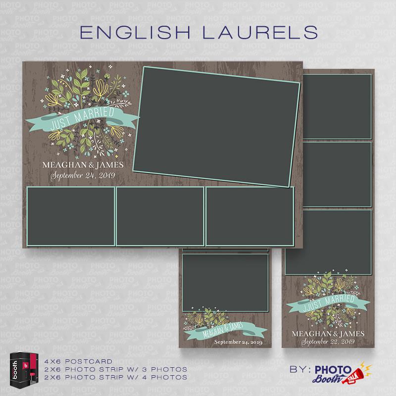 English Laurels Bundle - CI Creative