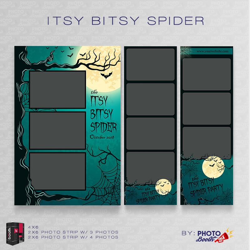 Itsy Bitsy Spider Bundle - CI Creative