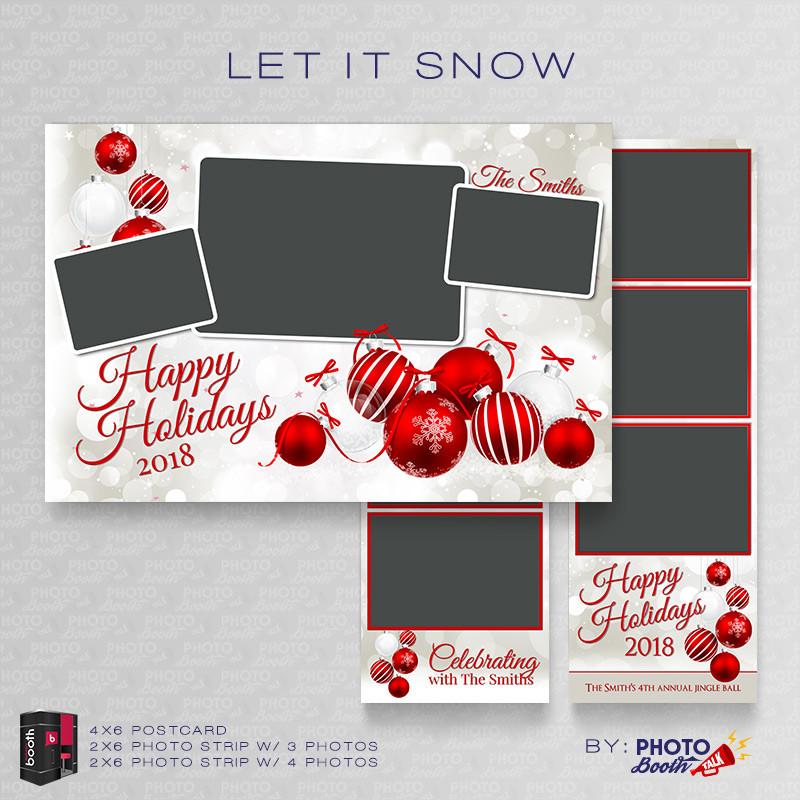 Let it Snow Bundle - CI Creative