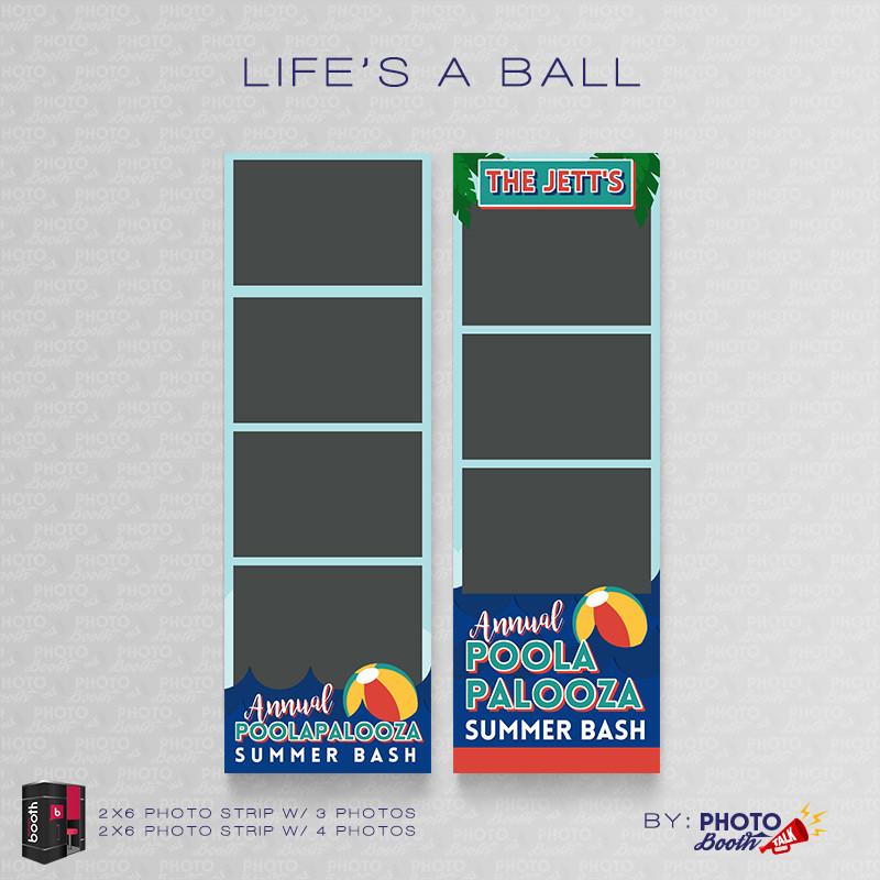 Lifes a Ball Bundle - CI Creative
