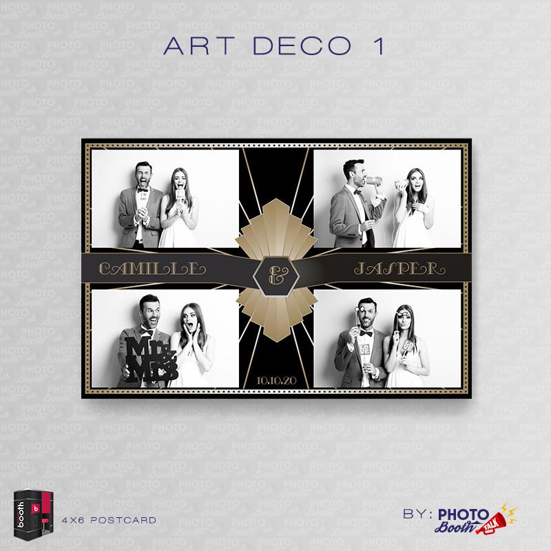 Art Deco 1 4x6 - CI Creative