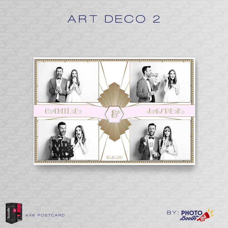 Art Deco 2 4x6 - CI Creative