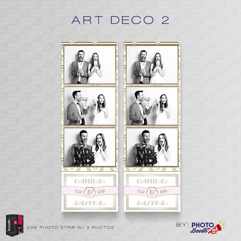 Art Deco 2 2x6 3Images - CI Creative