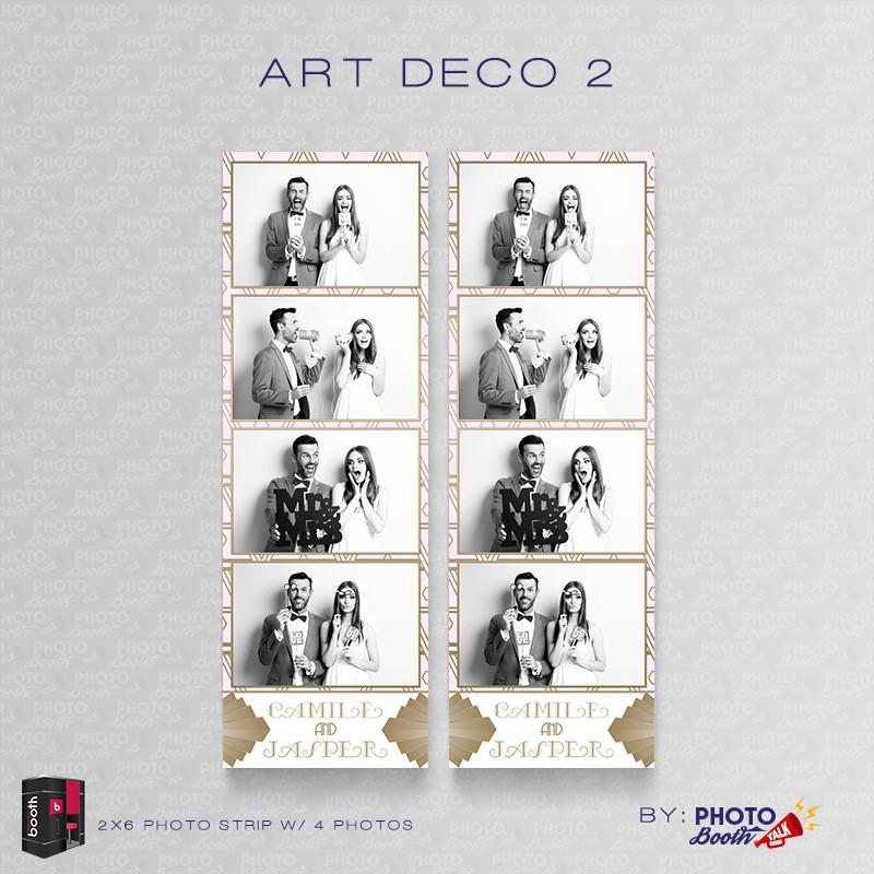 Art Deco 2 2x6 4Images - CI Creative