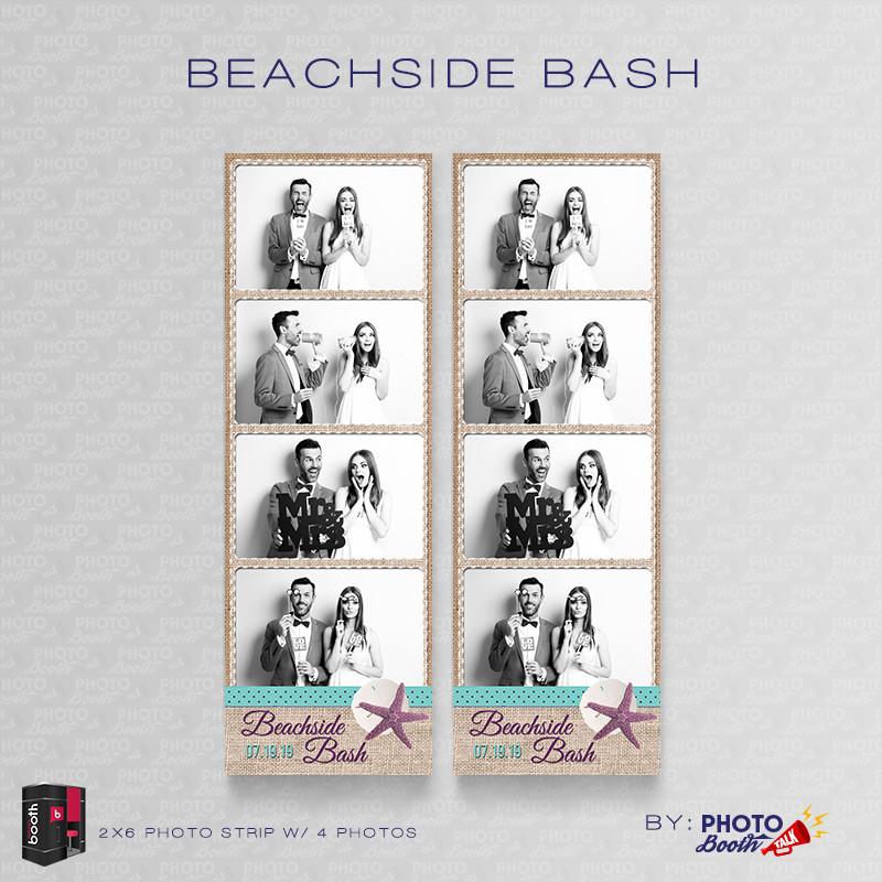 Beachside Bash 2x6 4Images - CI Creative