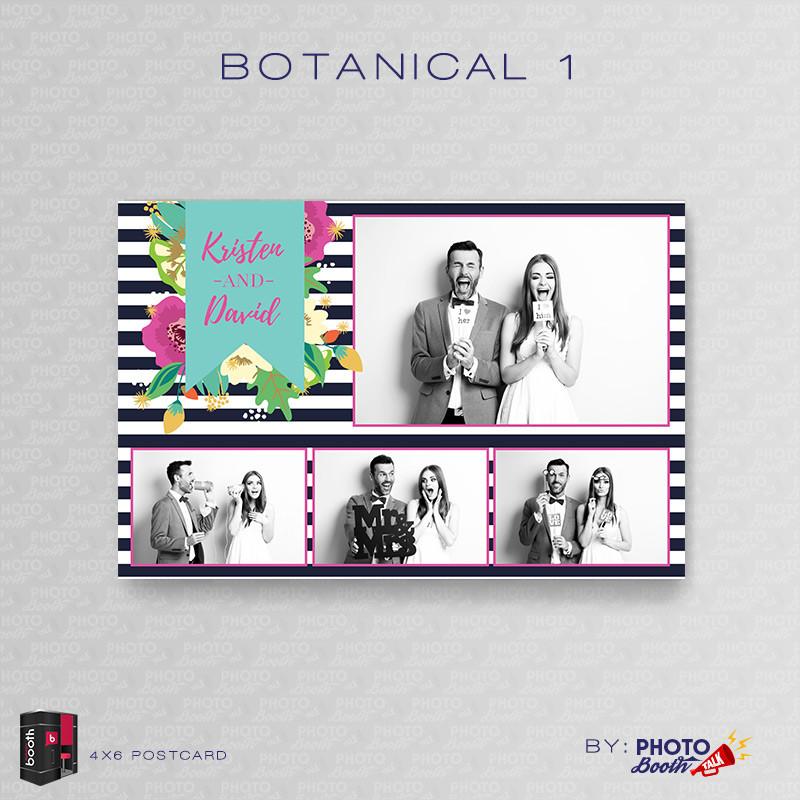 Botanical 1 4x6 - CI Creative