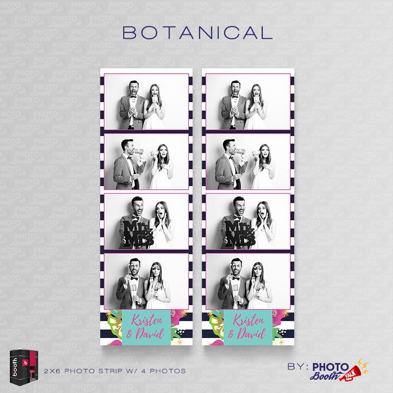 Botanical 1 2x6 4Images- CI Creative