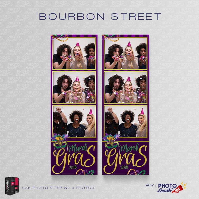 Bourbon Street 2x6 3Images- CI Creative