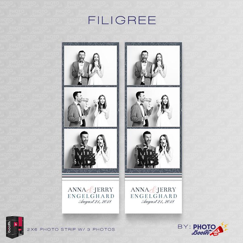Filigree 2x6 3Images - CI Creative
