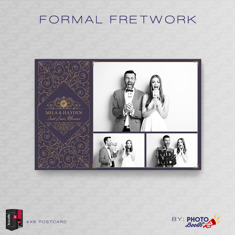 Formal Fretwork 4x6 - CI Creative