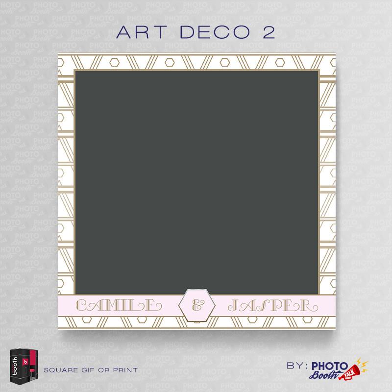 Art Deco 2 5x5 - CI Creative