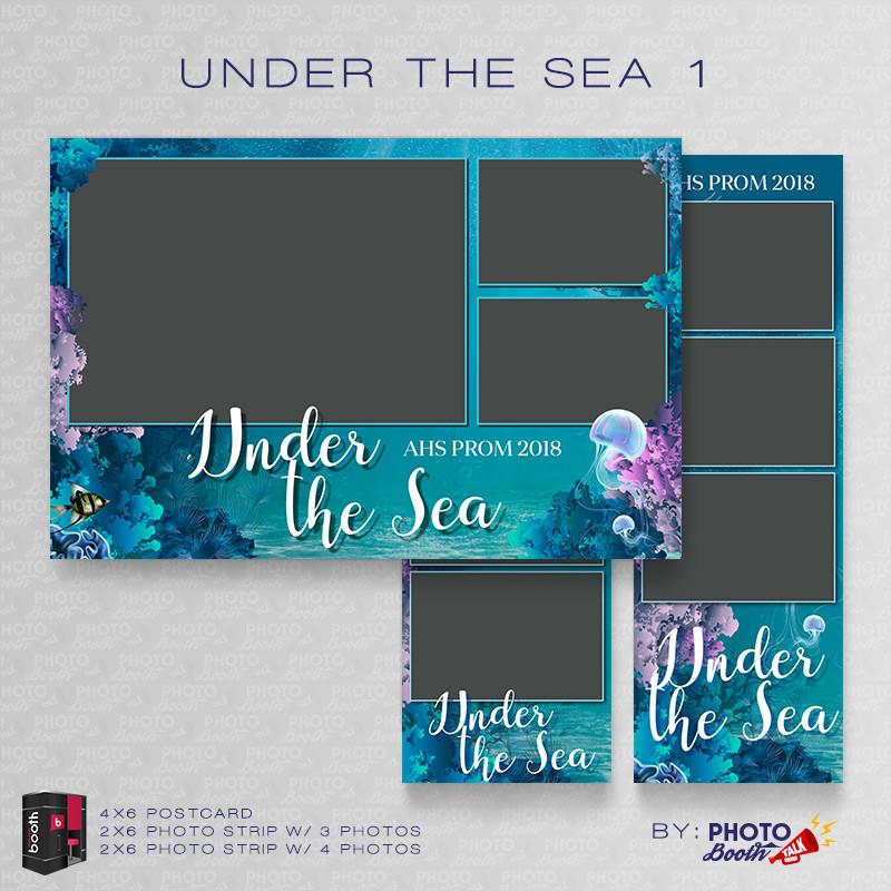 Under the Sea 1 Bundle - CI Creative