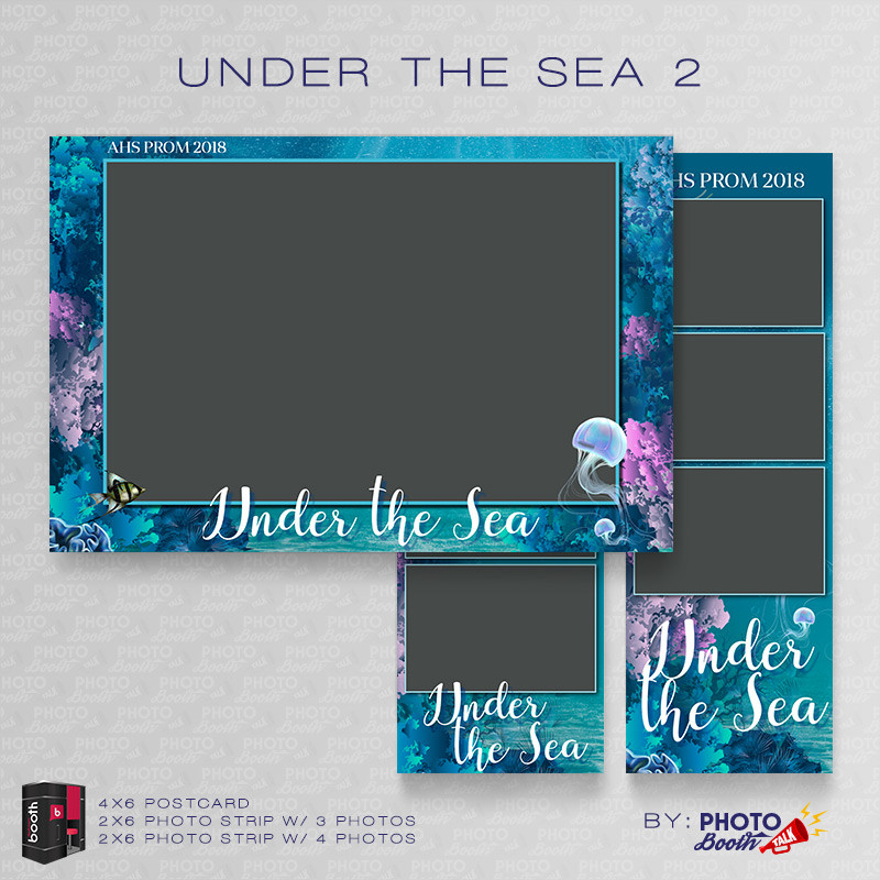Under the Sea 2 Bundle - CI Creative