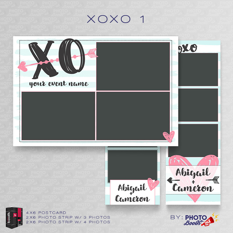 XOXO 1 Bundle - CI Creative