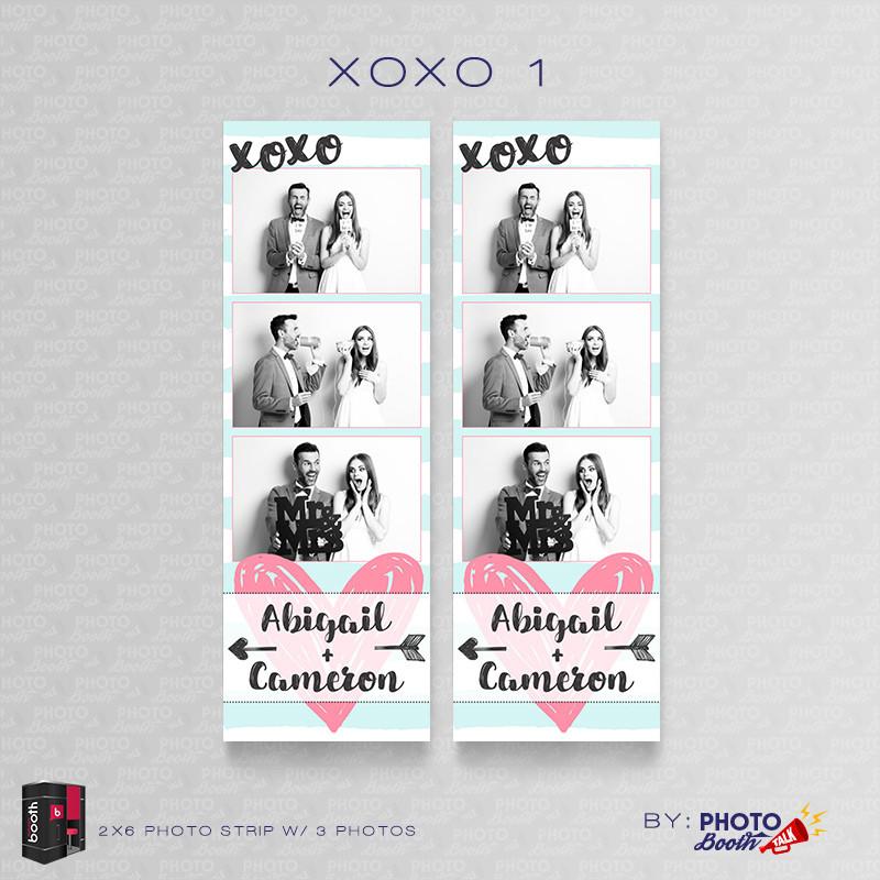 XOXO 2x6 3 Images - CI Creative