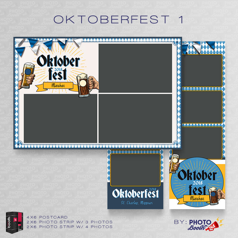 Oktoberfest 1 Bundle - CI Creative