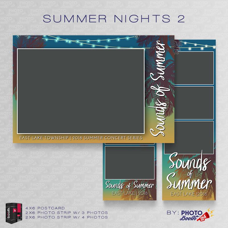 Summer Nights 2 Bundle - CI Creative