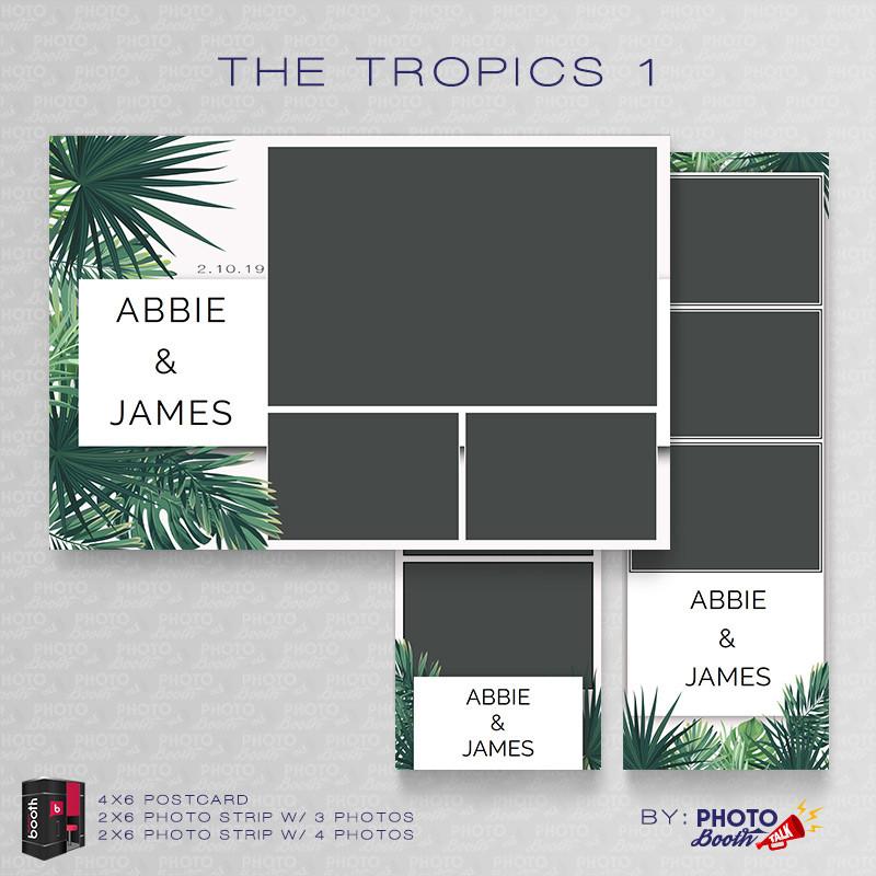 The Tropics 1 Bundle - CI Creative