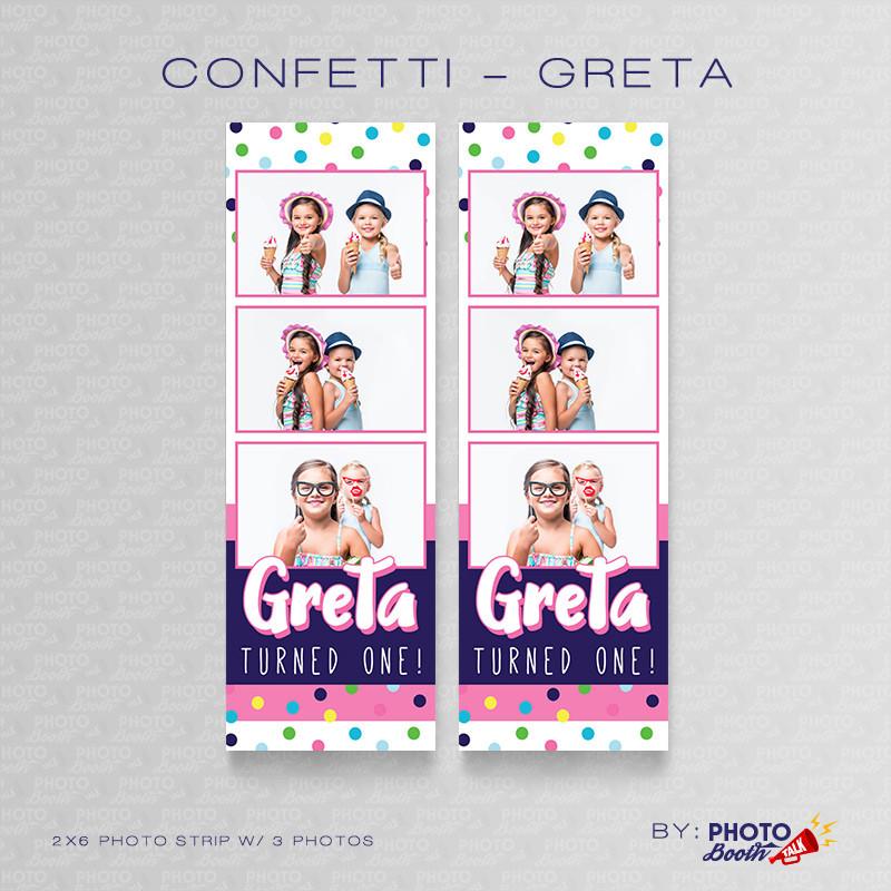 Confetti Greta 2x6 3 Images - CI Creative